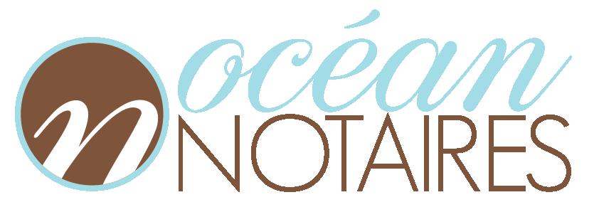 Logo Océan notaires